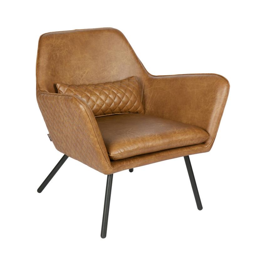 fauteuil-vintage-facon-cuir-bryan