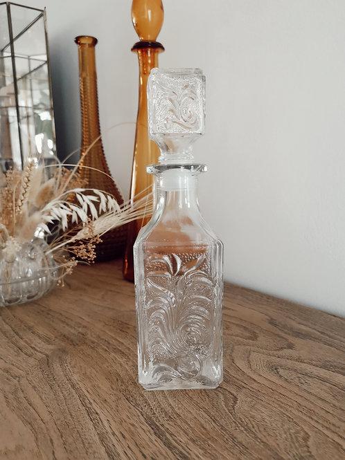 Mini carafe en verre