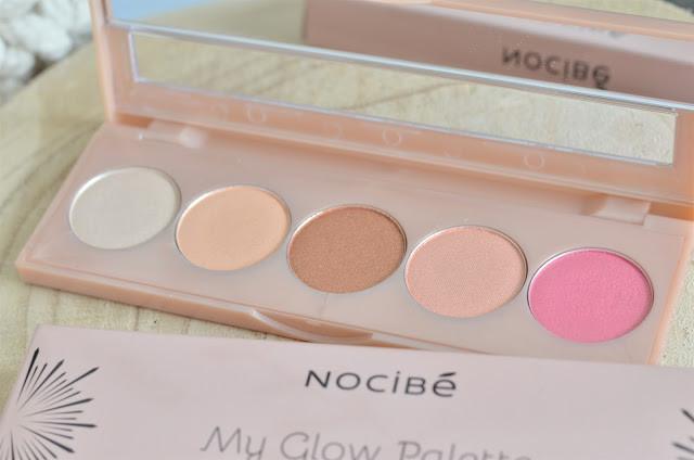 glow palette nocibé