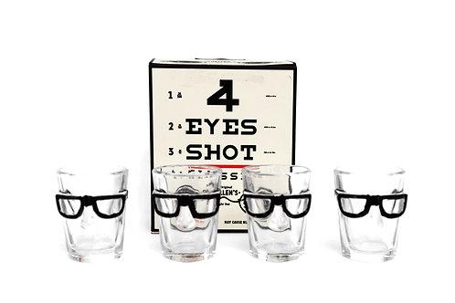 4 Eye Shot Glasses
