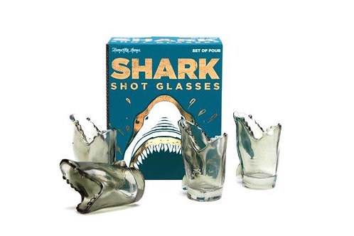 Shark Shot Glasses