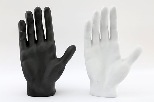 Monochrome Giant Hand
