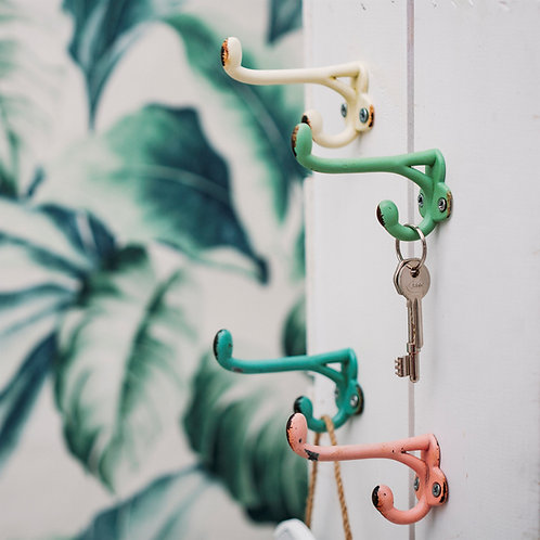 Rustic Boudoir Double Hook