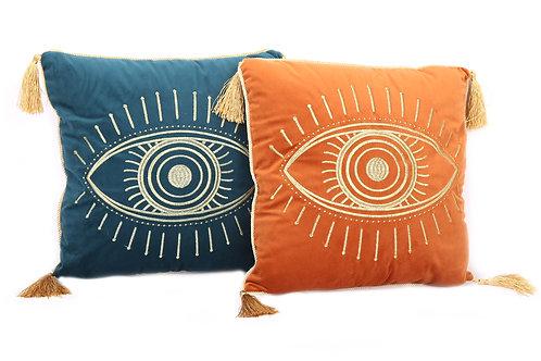 Velvet Eye Cushions