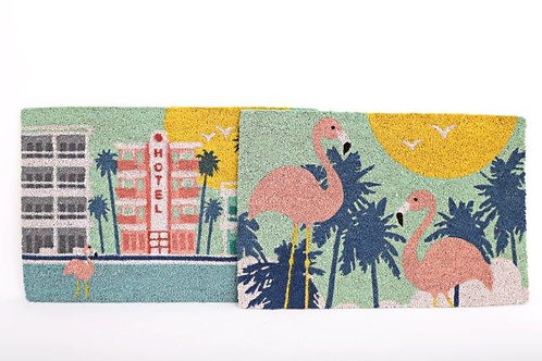 South Beach Door Mat