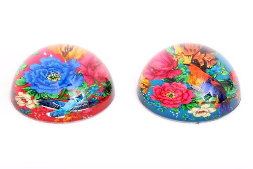 Mexican Floral Paper Weights