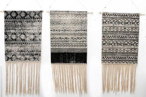 Aztec Hanging Rug