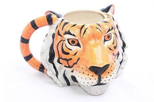Carnival Tiger Mug