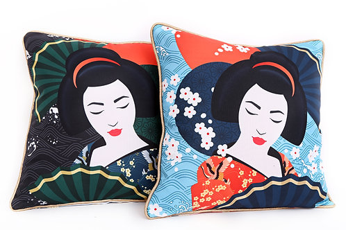 Geisha Cushion