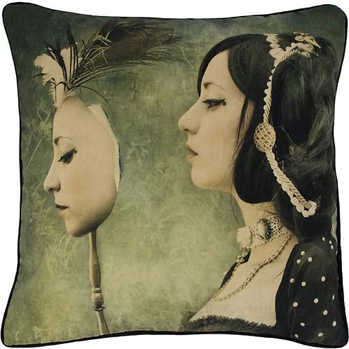 Mirror Mirror Cushion