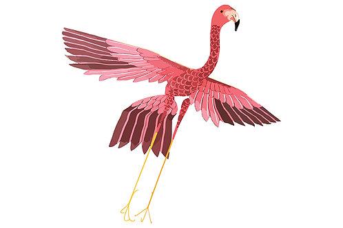Decorative Flamingo Wall Hanging