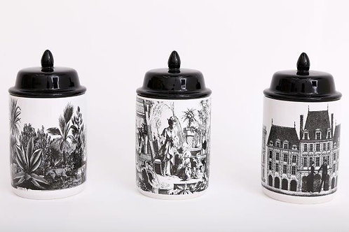 Monochrome Canister