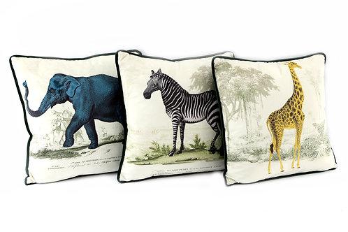 Vintage Safari Cushion