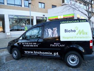 BichoMix junta-se aos Fantásticos
