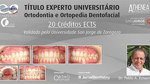 Título Experto Universitário | Ortodontia e Ortopedia Dentofacial