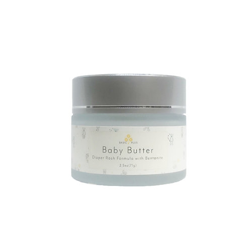 Baby Butter with Bentonite