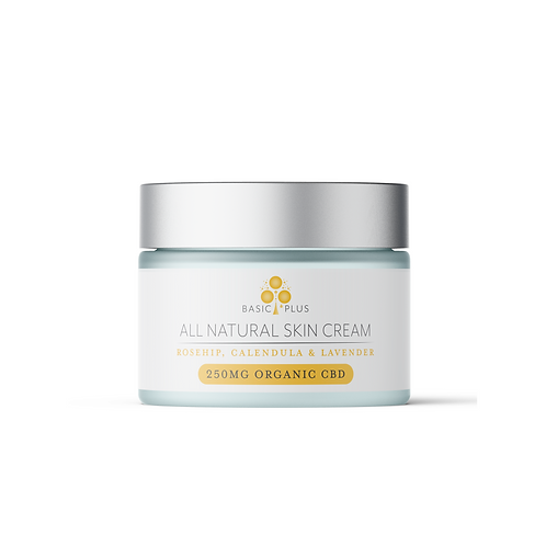 Wholesale All Natural CBD Skin Cream-