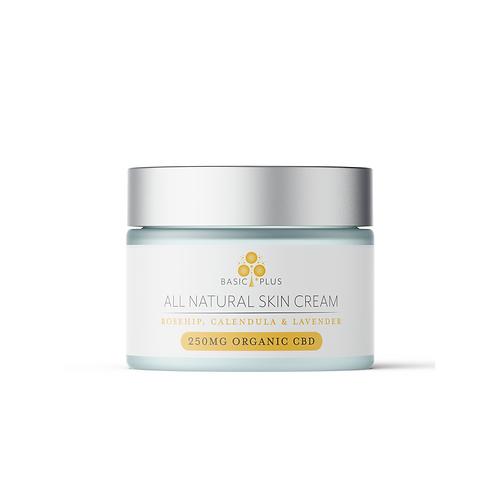 All Natural CBD Skin Cream