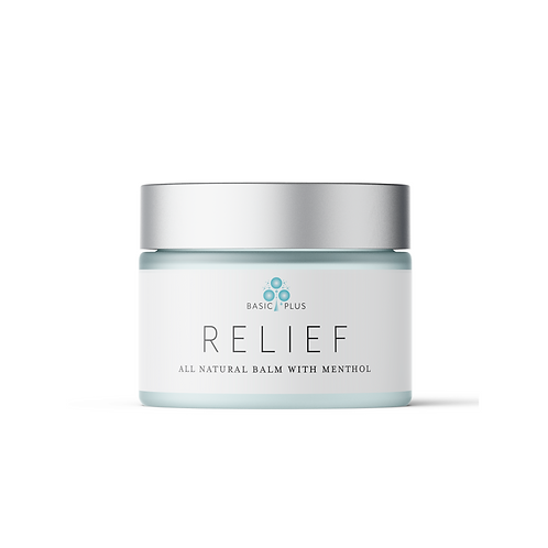 Relief Balm with Menthol