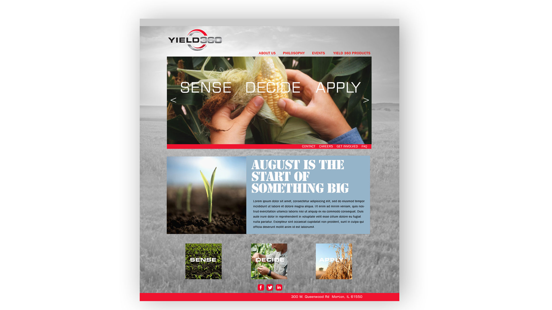 Yield 360 Project