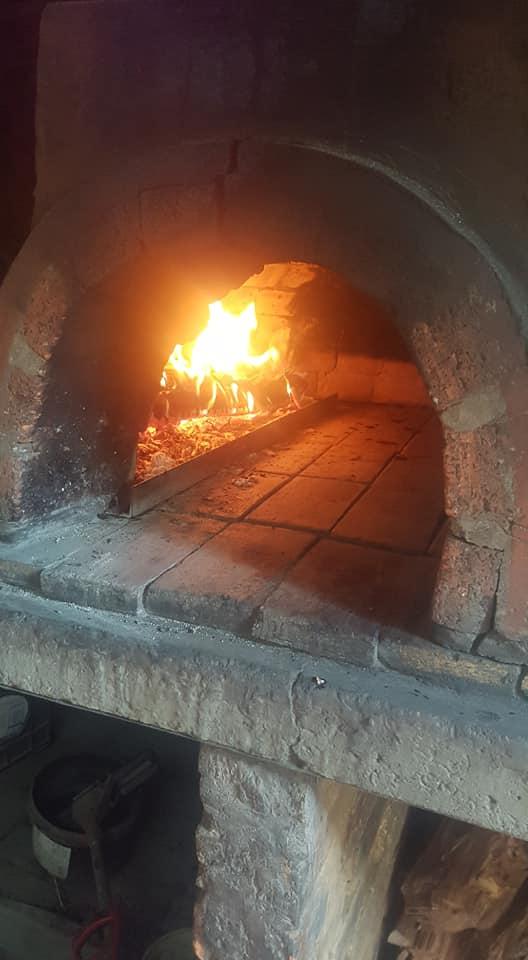 pizza oond