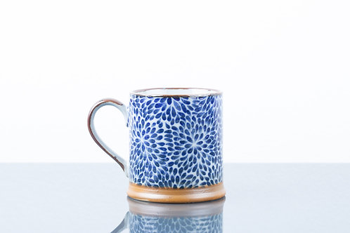 Tazza BLUE LEAVES M