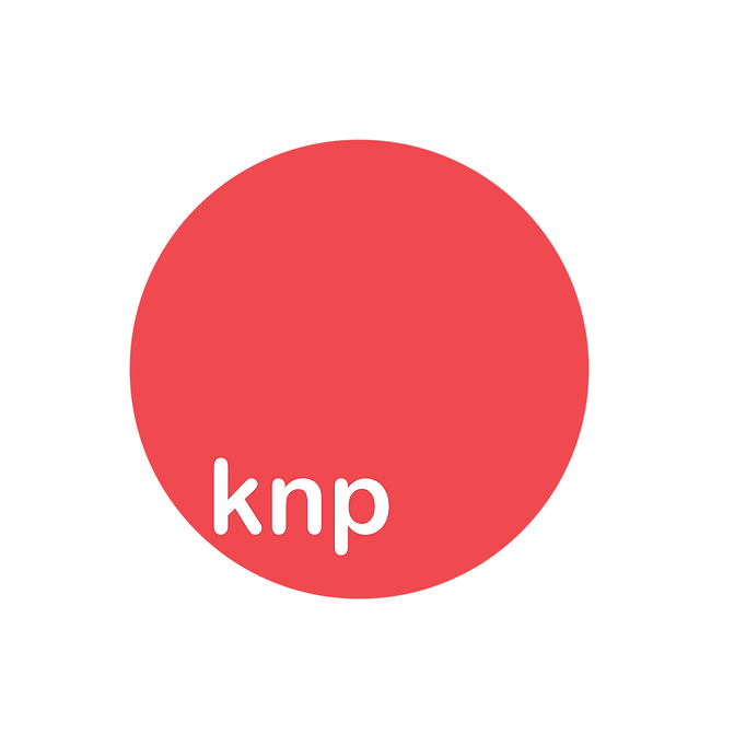 knp LOGO by Ismael Assi