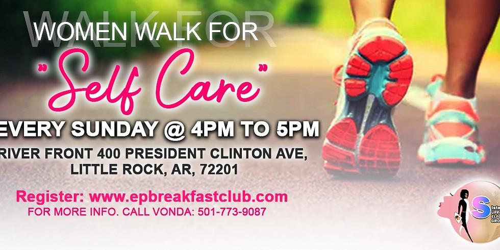 Selfcare walk ( Arkansas )chapter