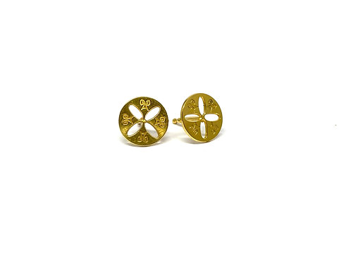 Boucles d'oreilles Mini trésor