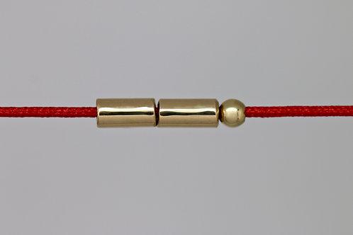 Bracelet morse lettre G c'too or jaune 18 carats