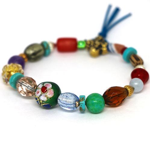 """Bracelet """"Tour du Monde"""""""