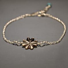 Bracelet Flower city