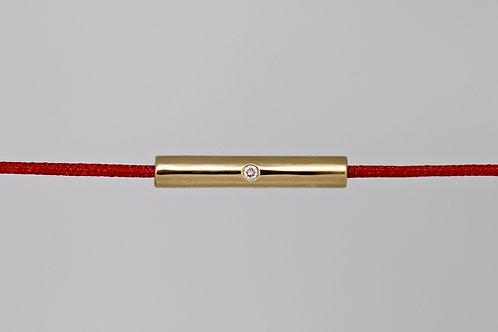 Bracelet c'too grand or jaune18 carats avec diamant