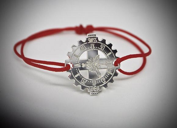 Bracelet Horloge fleurie de Genève