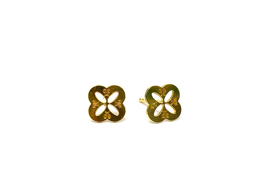 """Boucles d'oreilles Mini trésor """"Aquileia"""""""