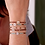 Thumbnail: Bracelet Mini trésor voyage turquoise