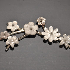 Broches Flower city