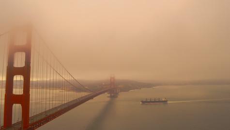 That One Bridge in San Francisco