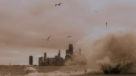 Stormy Chicago