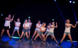 Agios streetdance weer van start
