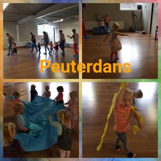 Cursus Peuterdans afgesloten