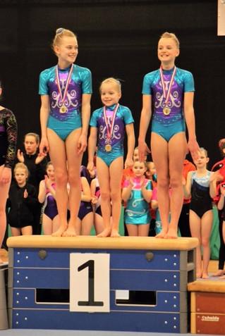 Agios trio pakt gouden medaille in Hattem
