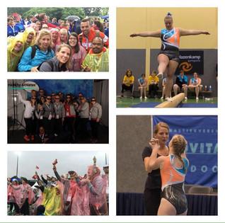 Verslag van de Special Olympics!