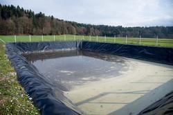 zbiralnik gnojnice in gnojevke Šter