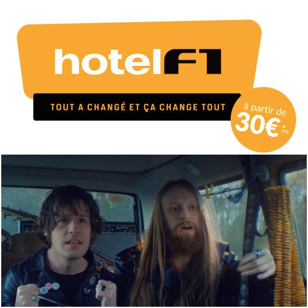 Dore Robinson - hotelF1