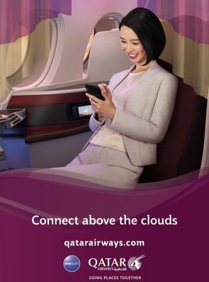 Rina Saito - Qatar Airways
