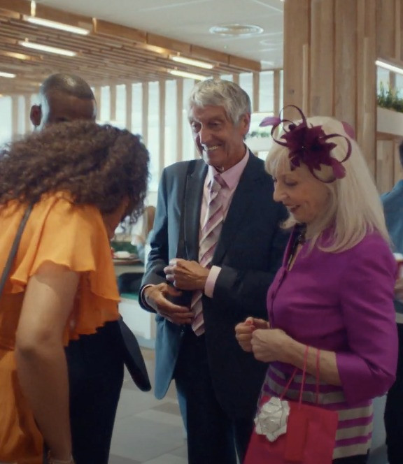 Glyn Lewis - McDonalds TV Commercial