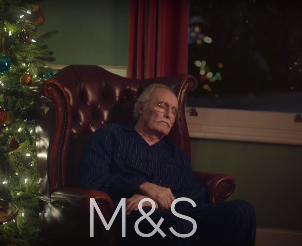 M&S Commercial with Jack Warner