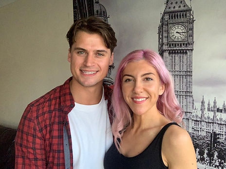 Jessie Pettit & Boyfriend - Precious Age