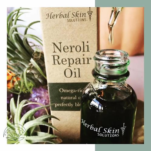 Herbal Skin Solutions Neroli Repair Oil